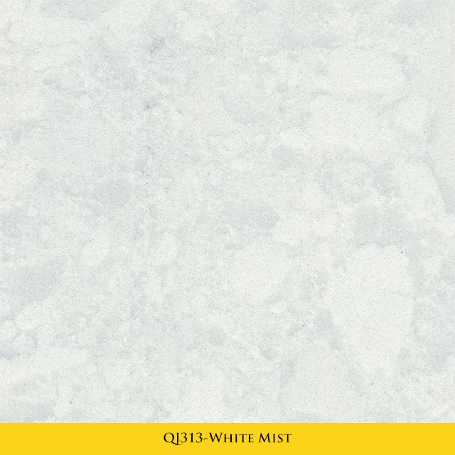 Quartz stone collection nature inspired designs